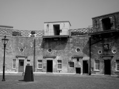 Harwich Redoubt Fort (Oct)